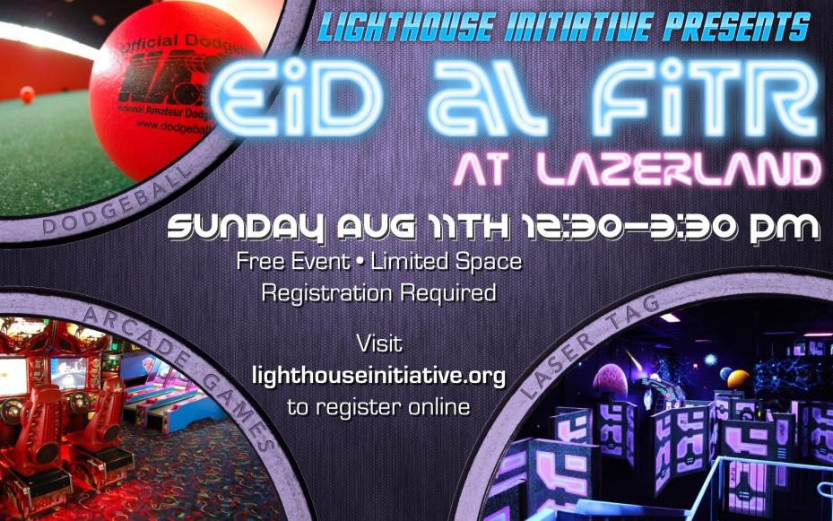 Laser Eid Flyer w text